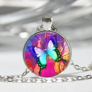 Jewelry - Butterfly Necklace New